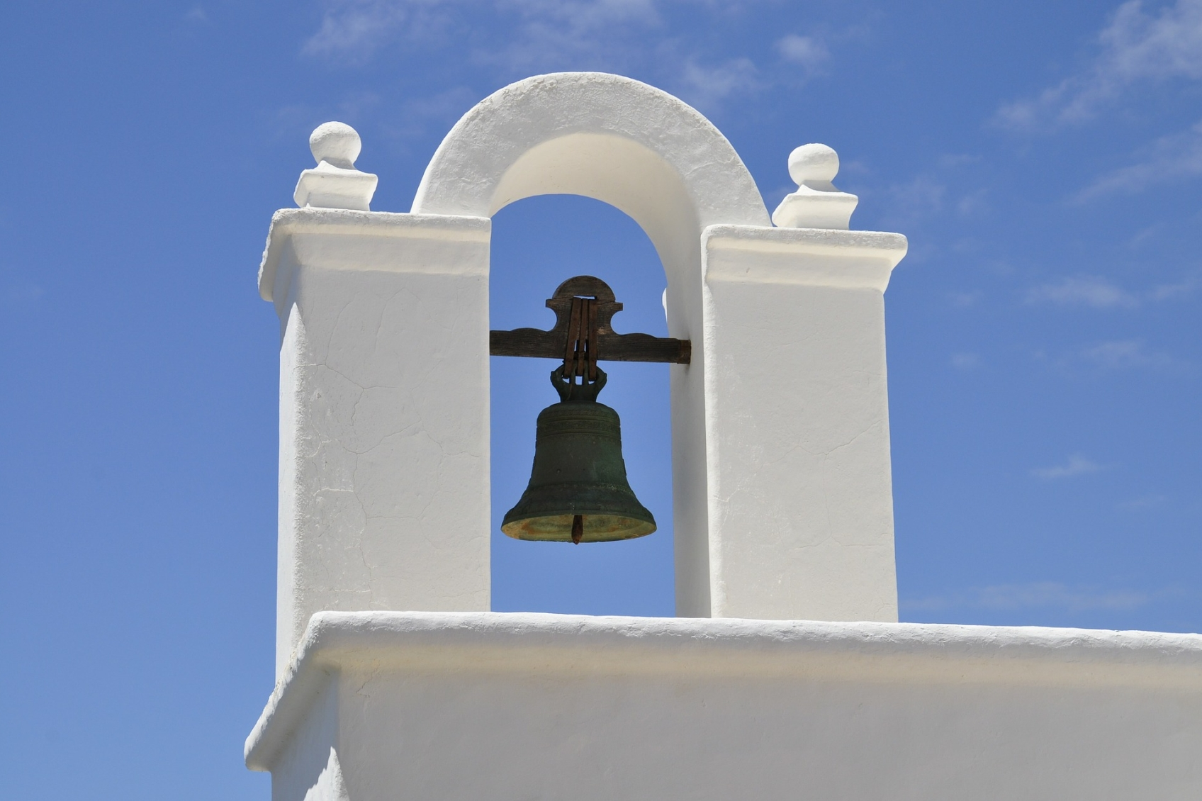 Spanish bell tower