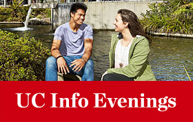UC Information Evening