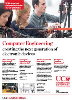 computer engineering poster