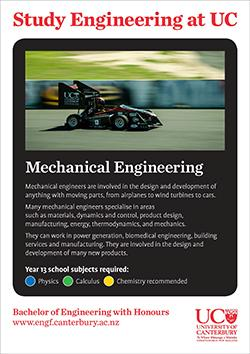 study engineering mechanical engineering