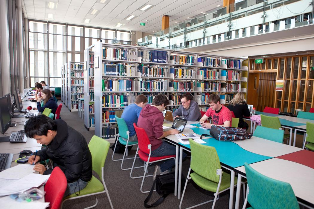Library EPS study space