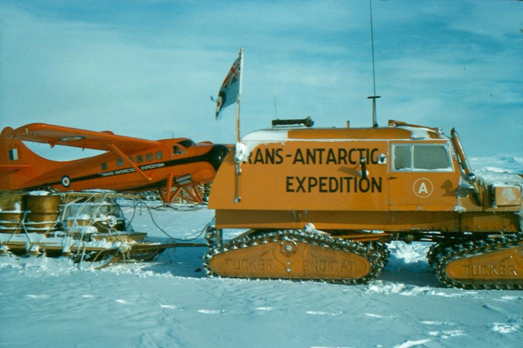 Antarctic collection EPS Library display