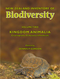 Second volume of New Zealand biodiversity inventory published