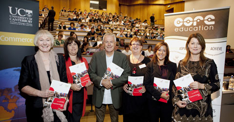 Successful Enterprise Day sets students on road to success