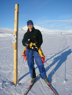 Students to monitor human impact on the Antarctic
