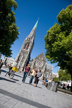 UC research to look into ChCh cathedral row