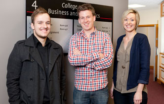 UC student wins Dragon's Den style competition