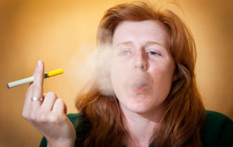 Smokers would quit with electronic cigarettes