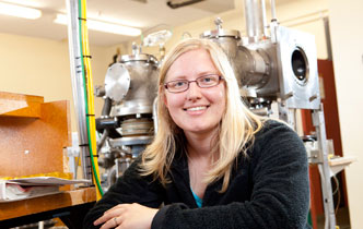 UC chemistry student receives fellowship