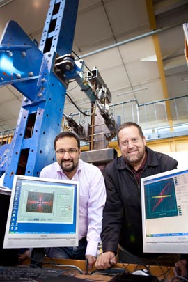 UC research aims to develop safer steel structures