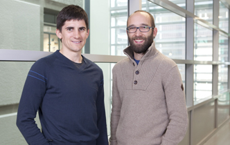 Young UC researchers' work recognised