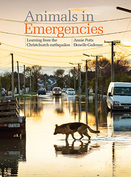 Animal welfare lessons from quakes in new book