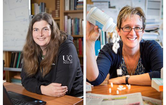 Two UC professors Women of Influence finalists