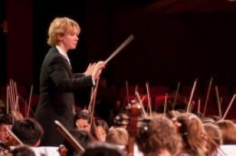 UC doctoral student named conductor of CYO