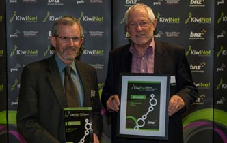 UC researcher takes top prize at KiwiNet Awards