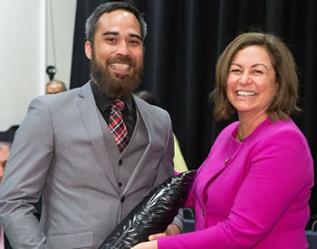 Two Pasifika UC student teachers win scholarships
