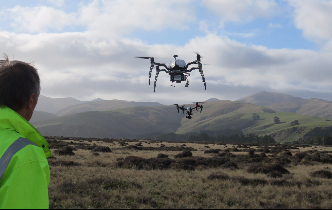 UC Test Range enabling new drone technology